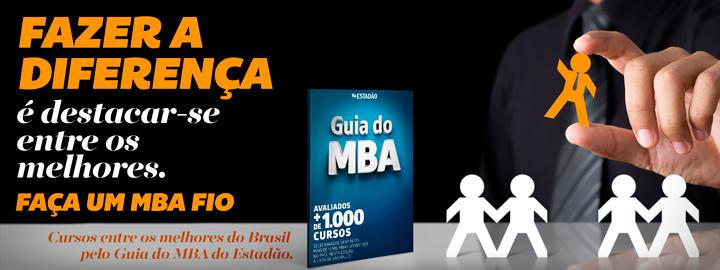 MBA FIO ENTRE AS MELHORES DO PAÍS